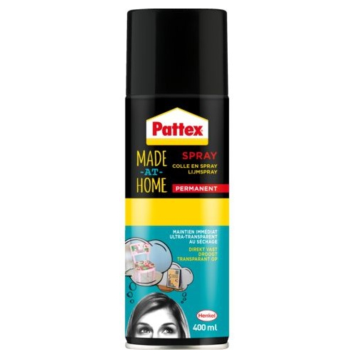 Pattex hobby spuitbus permanent 400ml